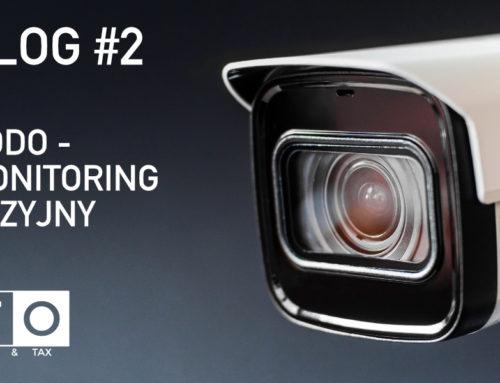 RODO – Monitoring wizyjny